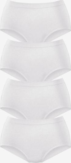 PETITE FLEUR Taillenslips (4 Stck.) in weiß, Produktansicht