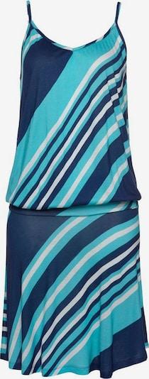 BEACH TIME Beachtime Strandkleid in blau / türkis, Produktansicht