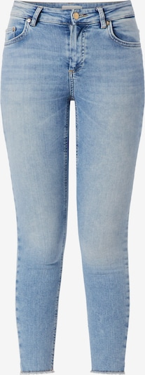 ONLY Jeans 'onlBLUSH MID SK ANK RAW JEANS REA306' in blue denim, Produktansicht