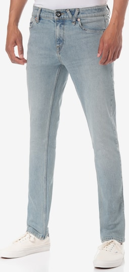 Volcom 2X4 Jeans in hellblau, Produktansicht