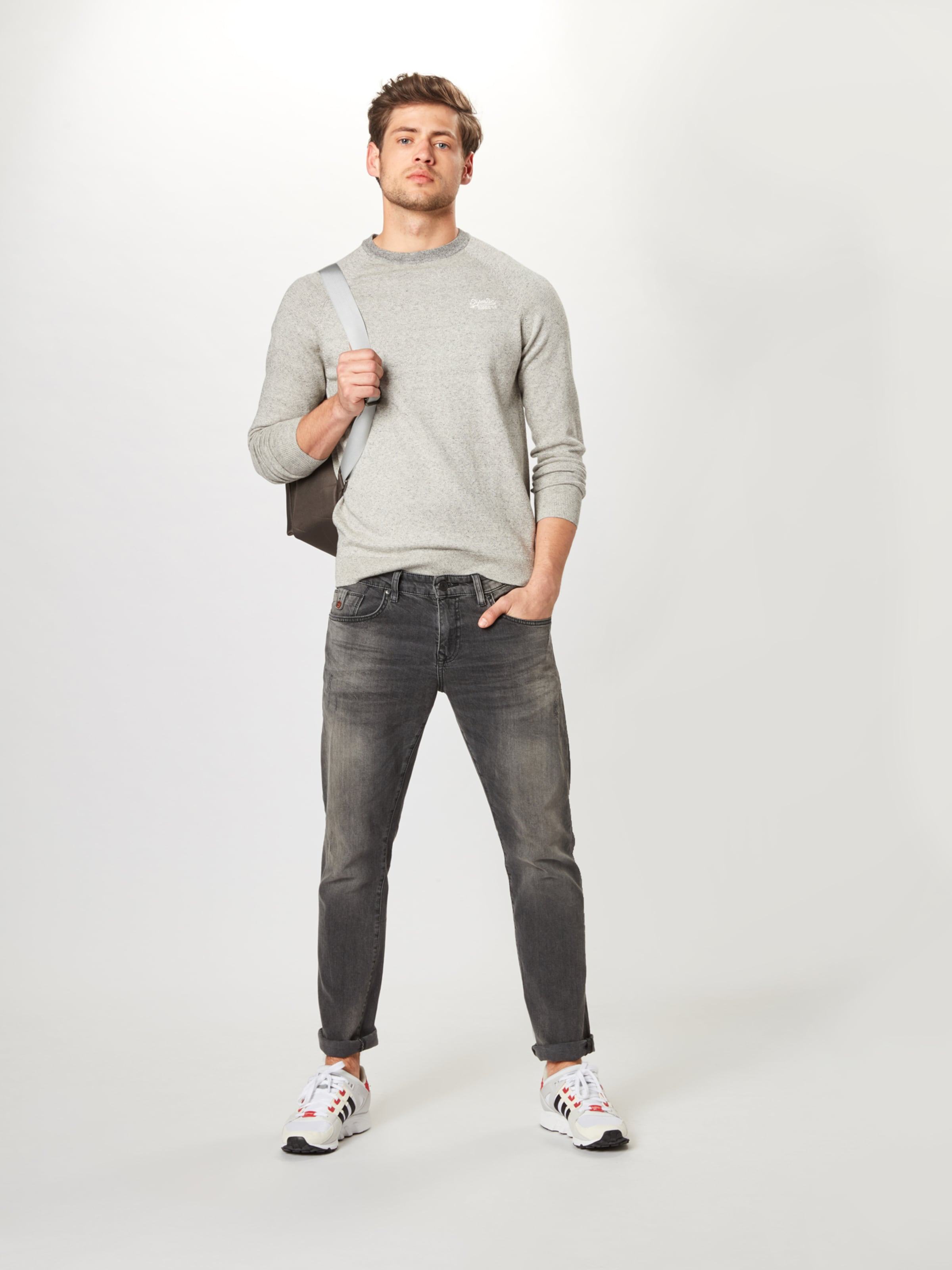 Hellgrau In Superdry Pullover Superdry In Pullover m08Nvnw