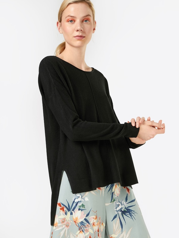 Noisy May Knitted Sweaters With Side Slits