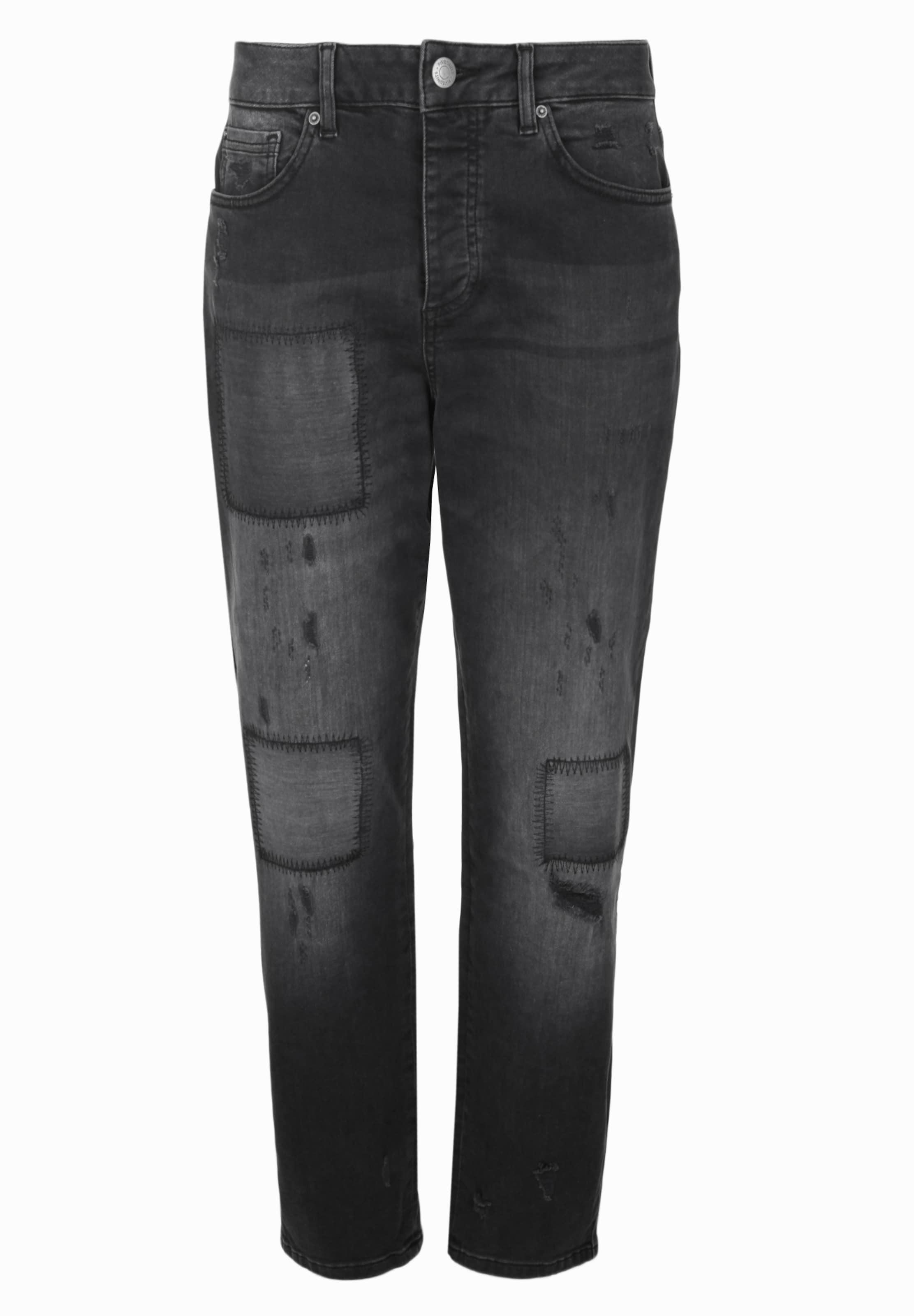 FIVEUNITS Jeans 'Cloé 690' in black denim