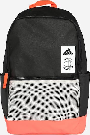 Sportinis krepšys 'Clas BP Urban' iš ADIDAS PERFORMANCE , spalva - pilka / rožinė / juoda, Prekių apžvalga
