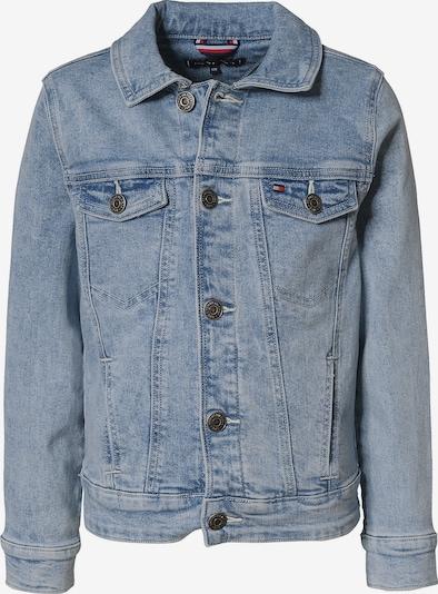 TOMMY HILFIGER Jeansjacke in blue denim, Produktansicht