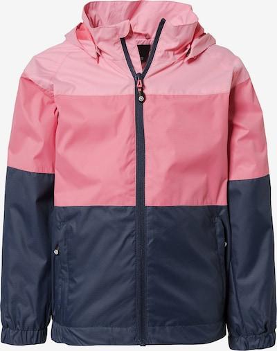 COLOR KIDS Jacke 'Kleo' in dunkelblau / pink / rosa, Produktansicht