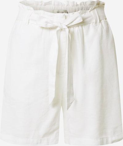 Pantaloni 'Ina' Soyaconcept pe alb, Vizualizare produs