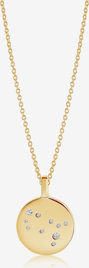 Sif Jakobs Kette 'Sternzeichen Zwillinge' in gold, Produktansicht