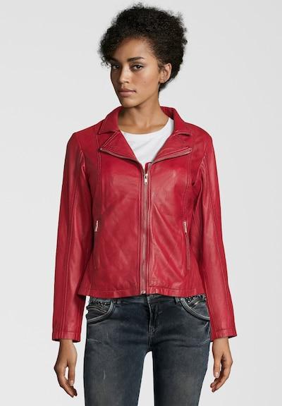 7ELEVEN Tussenjas 'CYNTHIA' in de kleur Rood, Productweergave