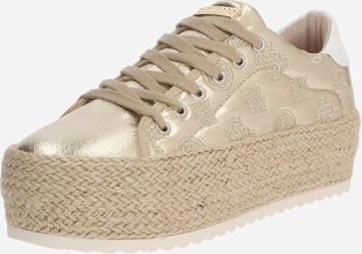 GUESS Sneaker in gold, Produktansicht