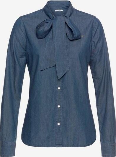 Tom Tailor Polo Team Bluse in blau, Produktansicht