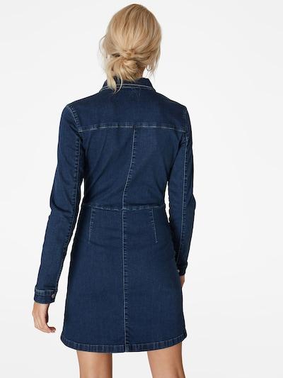 LeGer by Lena Gercke Kleid 'Nala' in blue denim: Rückansicht