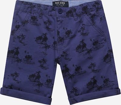 Pantaloni BLUE SEVEN pe denim albastru / albastru închis, Vizualizare produs
