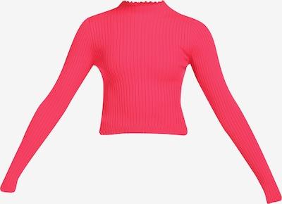 myMo ATHLSR Pullover in pink, Produktansicht