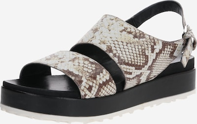 MJUS Remienkové sandále 'SOS' - béžová / čierna, Produkt
