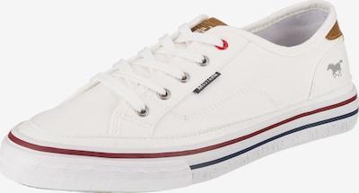 Sneaker MUSTANG di colore marrone / bianco, Visualizzazione prodotti