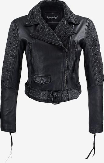 trueprodigy Jacke 'Raven' in schwarz, Produktansicht