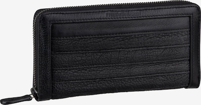 FREDsBRUDER Wallet 'Gürteltier Big' in Black, Item view