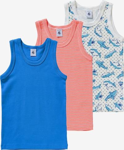 PETIT BATEAU Unterhemden in mischfarben, Produktansicht