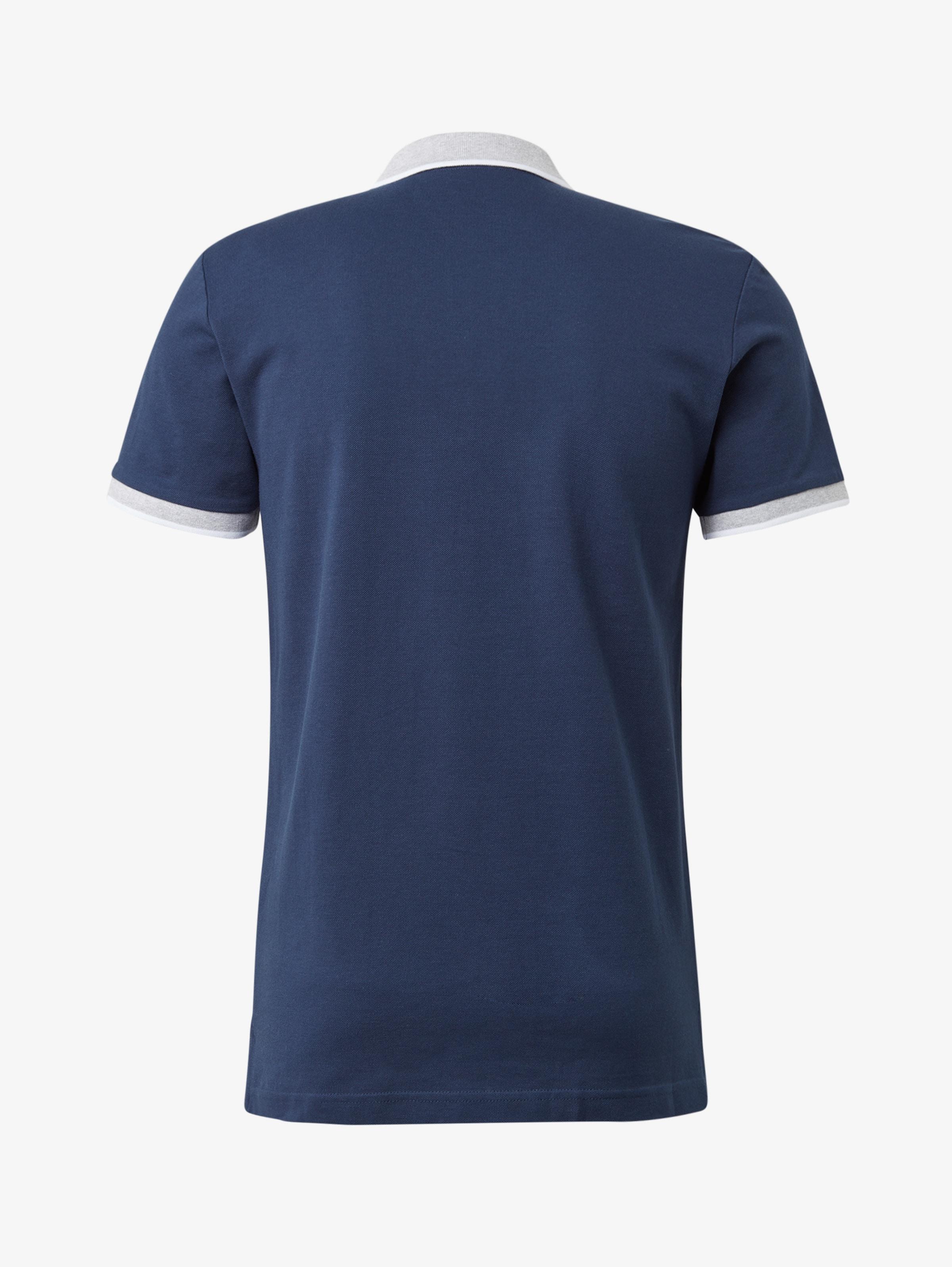 Tom Tailor MarineGraumeliert Shirts Denim In Weiß KlF1Jc