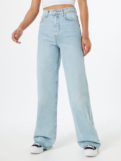 Free People Jeans 'Astoria' in blue denim, Modelansicht