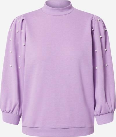 VERO MODA Sweat-shirt 'Beckie' en violet, Vue avec produit
