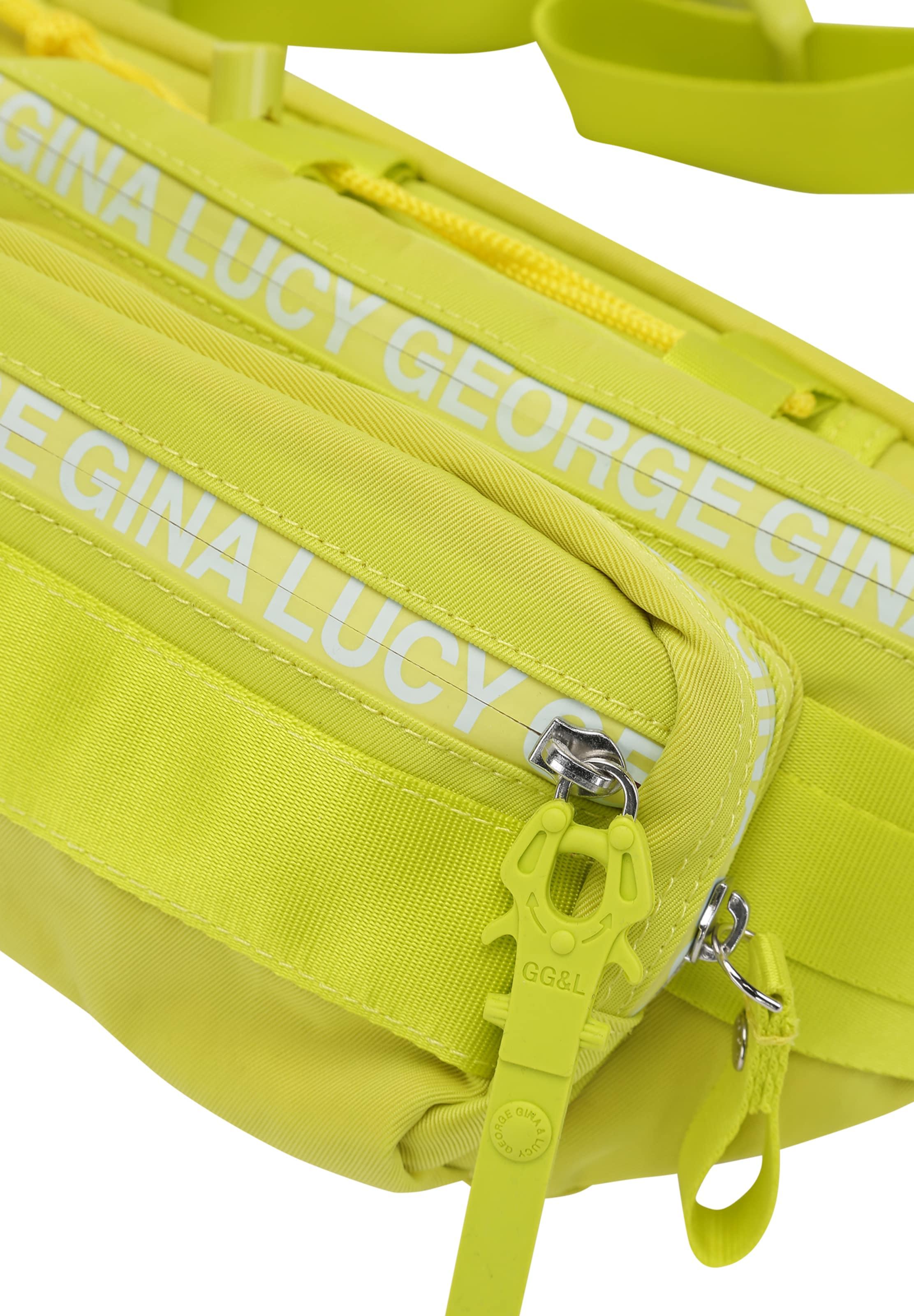 Ginaamp; 'belly George Gürteltasche In Gelb Lucy Bean' MVqGSpUz