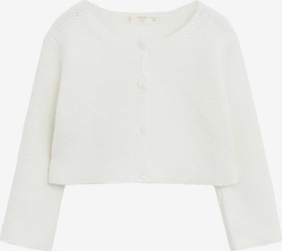 MANGO KIDS Pullover in weiß, Produktansicht