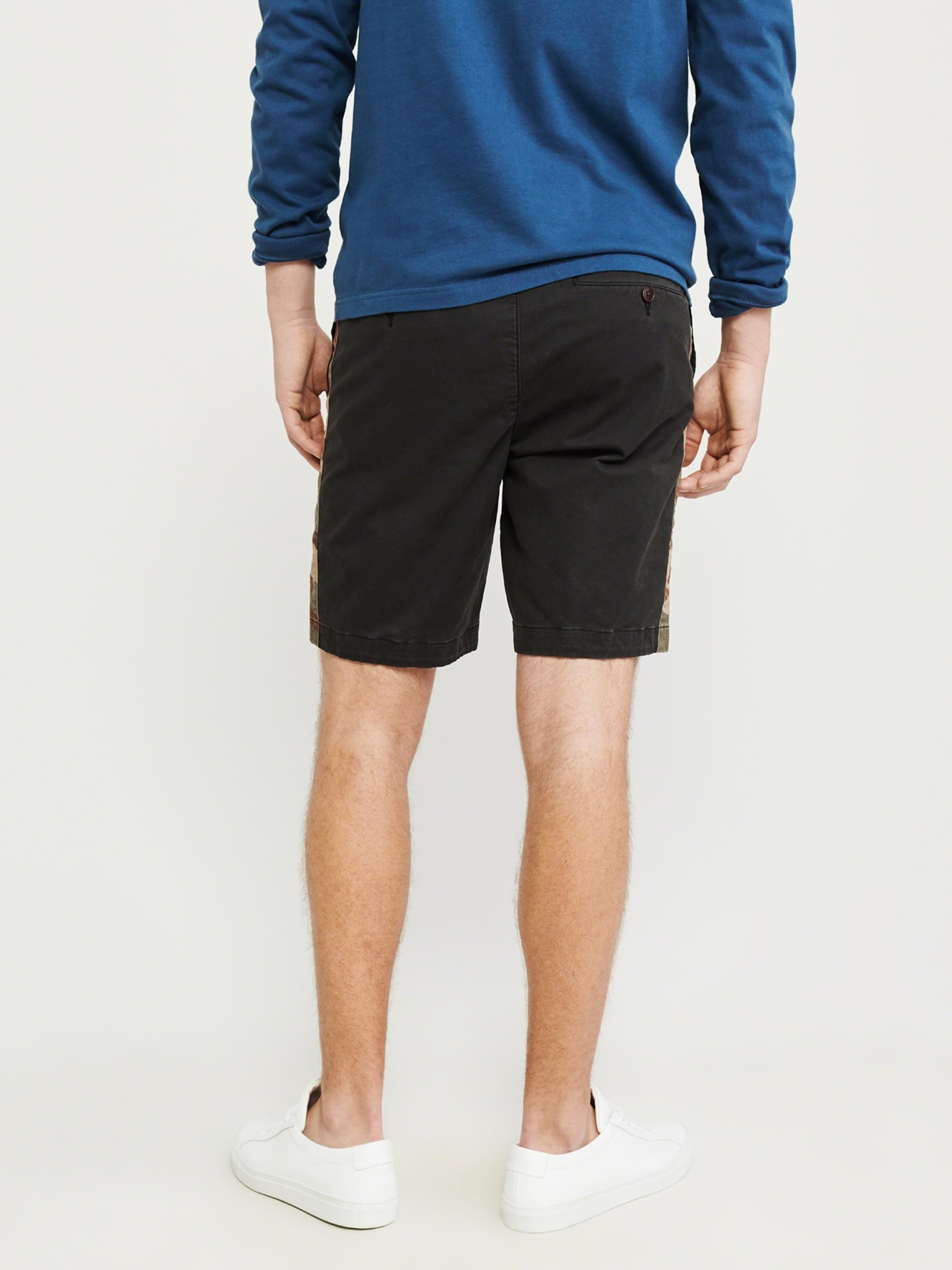 Hose Fitch 'cpf Abercrombieamp; In Grün 9in Charcoal' lJcTFK1
