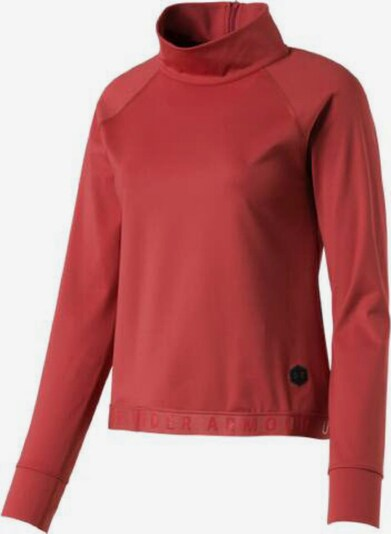 UNDER ARMOUR Shirt 'ColdGear Rush Ls' in pastellrot, Produktansicht