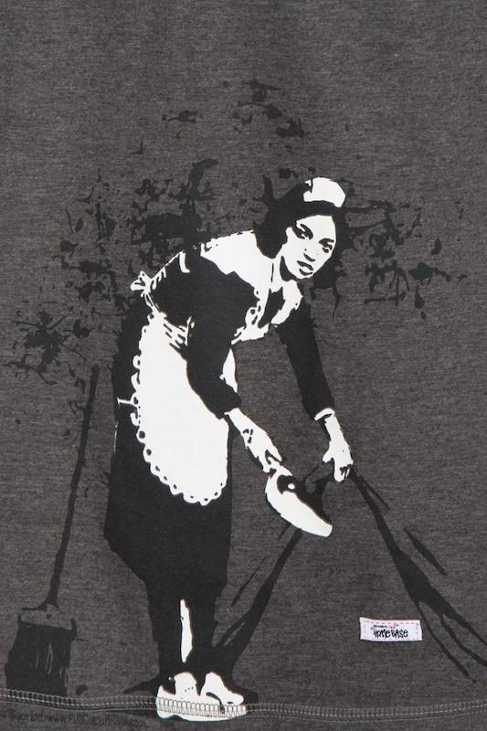 HOMEBASE 'Brandalised by Homebase' T-Shirt