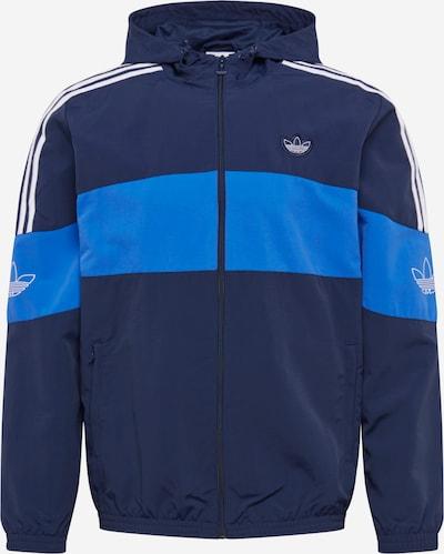 ADIDAS ORIGINALS Bluzka sportowa 'Bandrix' w kolorze błękitny / ciemny niebieski / białym, Podgląd produktu