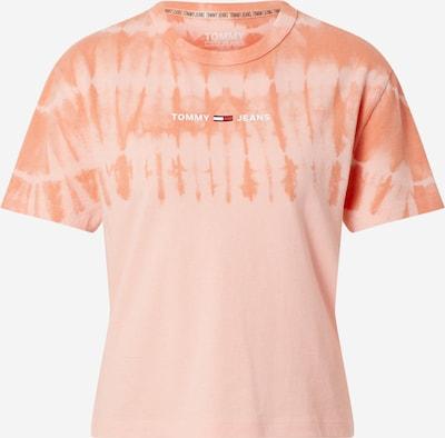 Tommy Jeans T-Shirt 'Summer' in pfirsich, Produktansicht