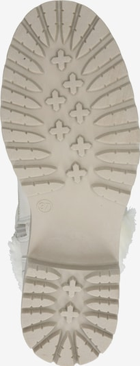 Dockers by Gerli Bottines à lacets en blanc: Vue de dessous