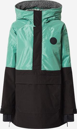 BURTON Outdoorová bunda - nefritová / čierna, Produkt