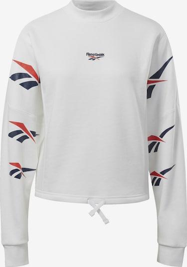 Reebok Classic Sweatshirt in blau / rot / weiß, Produktansicht
