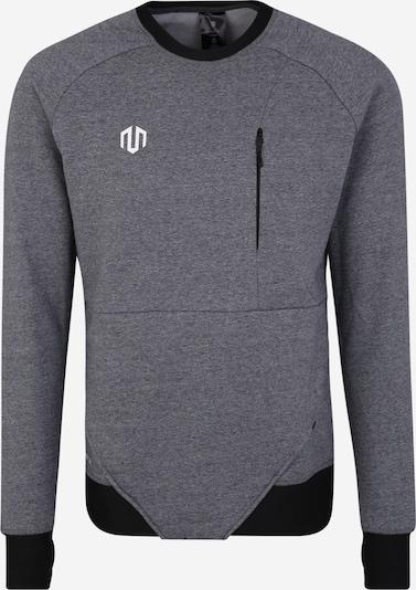 MOROTAI Sweatshirt 'Nkmr Neo' in grau / schwarz, Produktansicht