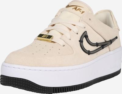 Nike Sportswear Tenisky 'Air Force 1' - krémová / černá, Produkt