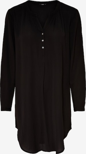 ONLY Langarmhemd in schwarz, Produktansicht
