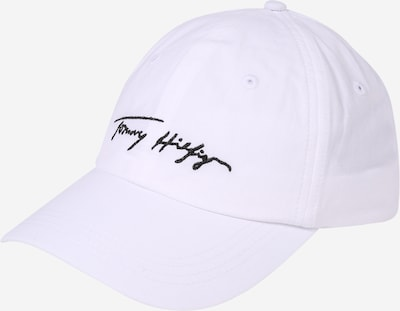 TOMMY HILFIGER Nokamüts 'TOMMY SIGNATURE CAP' valge, Tootevaade