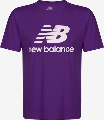 new balance T-Shirt ' MT91546 ' in lila, Produktansicht