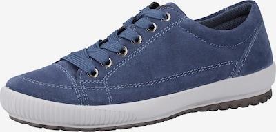 Legero Sneaker in enzian: Frontalansicht