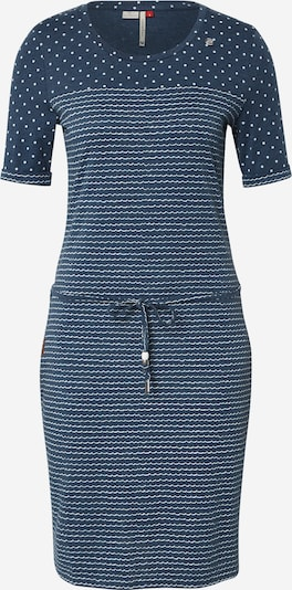 Ragwear Šaty 'NUGGIE DRESS' - modrá denim / šedobiela, Produkt