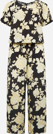 Zizzi Jumpsuit 'Bella' in yellow / black, Item view