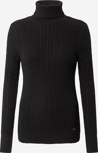 Superdry Pullover 'Croyde Cable' in schwarz, Produktansicht
