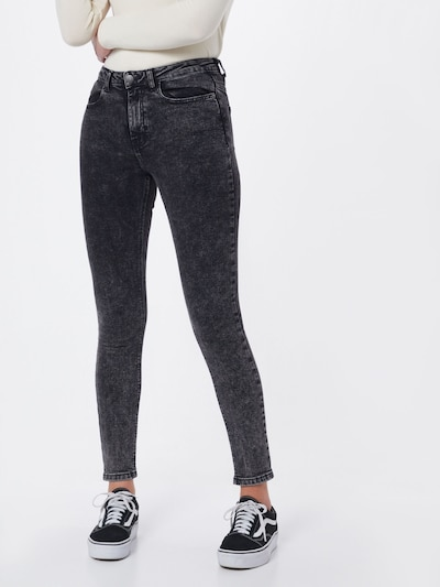 JACQUELINE de YONG Jeans 'JDYTYGA' in dunkelgrau, Modelansicht