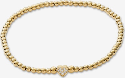 GMK Collection Armband 'Valentine Collection' in gold, Produktansicht
