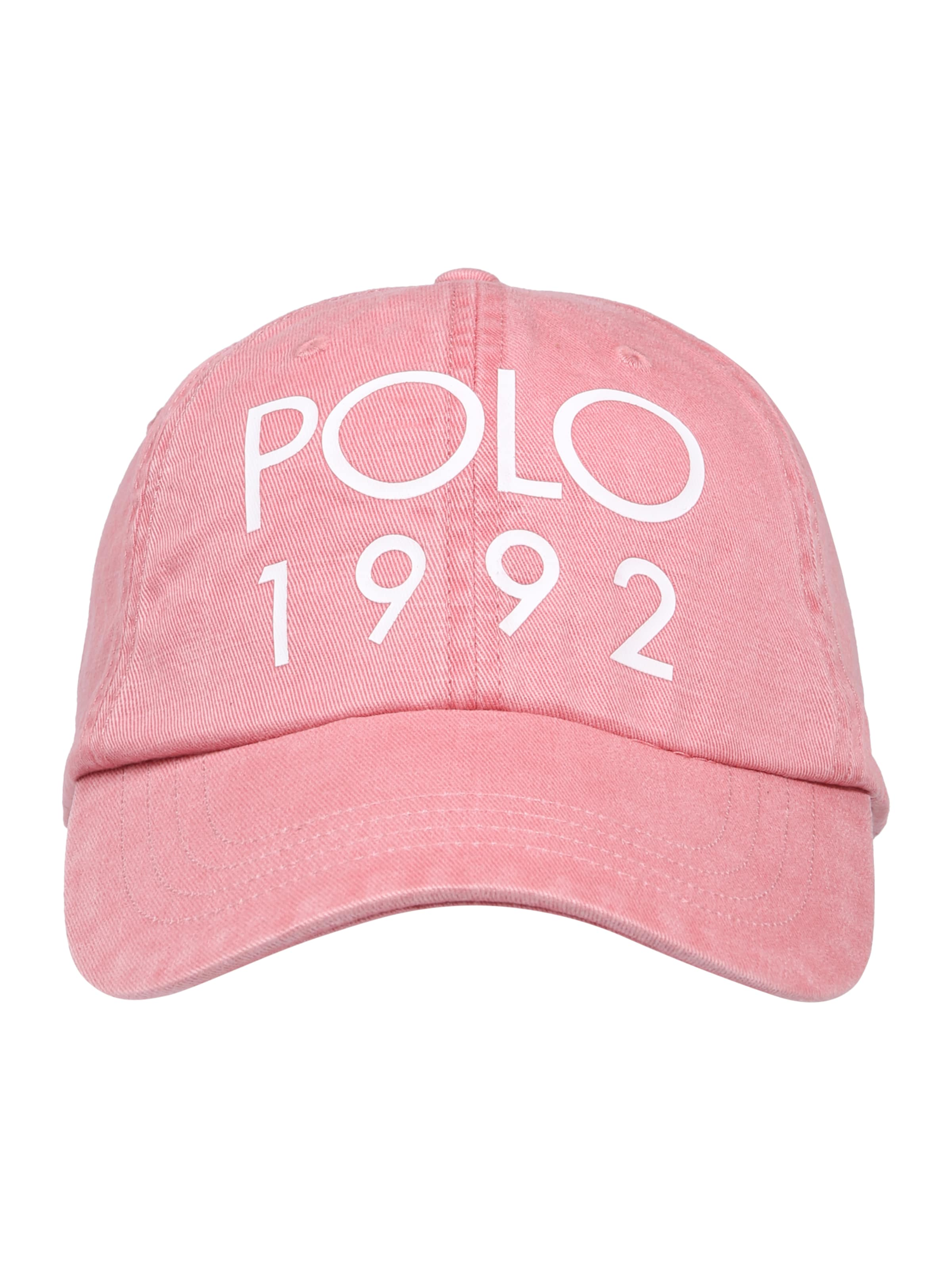 Rouge 'classic Ralph Lauren Sport' Polo ClairBlanc En Casquette CerBEdoQxW