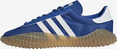 ADIDAS ORIGINALS Schuh 'Country x Kamanda' in blau / weiß, Produktansicht