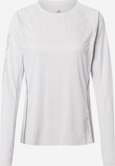 Maglia funzionale 'Reflective' ADIDAS PERFORMANCE di colore grigio chiaro / argento, Visualizzazione prodotti